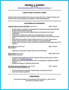 Beautician Resume Example HttpResumecompanionCom  Resume