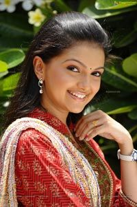 Beautiful Saranya Mohan