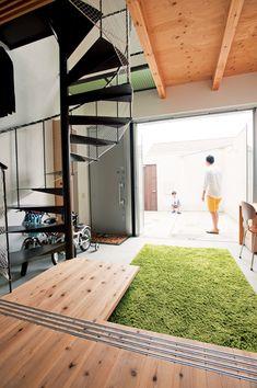 狭小住宅での階段はどうプランするといいの? - 暮らしニスタ