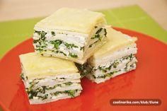 Saznaj više: Slani kolaci s palacinkama, spinatom i Ricotta sirom