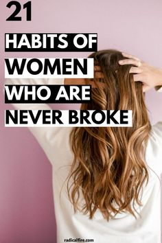 Success comes in different forms and it doesn't happen overnight. Anyone can do it as long as they are determine but behind every successful woman are her financial habits that keep her on track and keep her financially savvy. She knows that she is in control of her finances, and her finances don't control her. Find out here the 21 habits of women who never go broke. Save Money On Groceries, Ways To Save Money, Money Tips, How To Make Money, Money Saving Challenge, Saving Money, How To Get Rich, How To Become, Gender Pay Gap