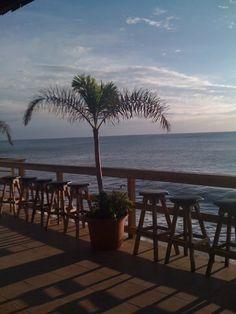 Villa Cofresi Rincon, Puerto Rico.. (hotel next to where we stayed)