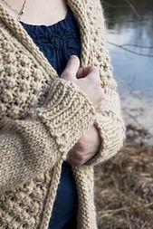 Ravelry: Graced Cardigan pattern by Kelene Kinnersly