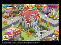 Build a Ghostly Halloween World with Glu Mobile's Boo TownSan Francisco, Calif. — October 2011 /PRNewswire/ — Glu Mobile Inc. (Nasdaq:GLUU), a leading global developer and publisher of Social Mobile games for smartphone and tablet devices, announced… Game Ui Design, Game Interface, Environment Concept Art, Mobile Game, News Games, Game Art, Cool Designs, Behance, House Styles