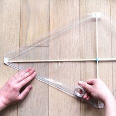 Etape 5 : Fixer la voilure
