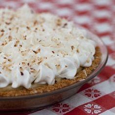 Coconut Cream Pie by BarbaraBakes