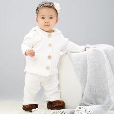 Cute & Cozy: Warm Infant Apparel