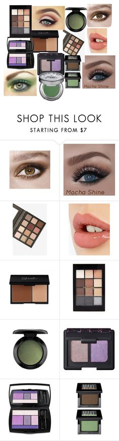 """макияж"" by artemia-13 on Polyvore featuring мода, Charlotte Tilbury, Forever 21, MAC Cosmetics, Lancôme, Make и Urban Decay"