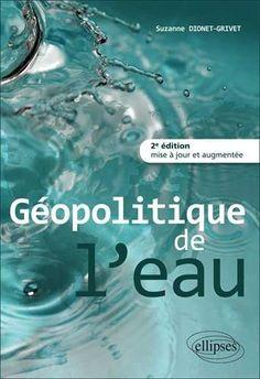 Télécharger Livre Géopolitique de l'Eau Ebook Kindle Epub PDF Gratuit