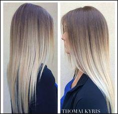 Die besten 17 Bilder zu hairhairhair. auf Pinterest | Ombré Hair ... | Einfache Frisuren