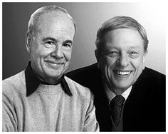 Tim Conway and Don Knotts