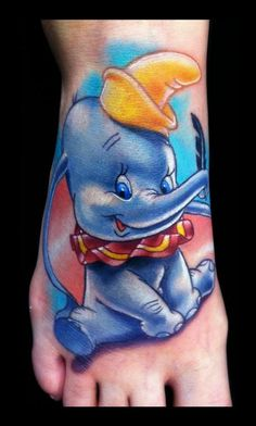 One of my favorite movies from my childhood! Brent Olson at Art Junkies Tattoo in Hesperia, CA
