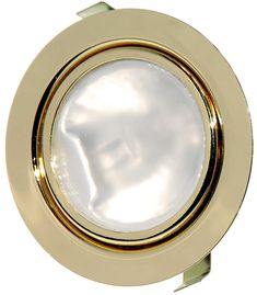 6 X BATHROOM IP65 GU10 DOWNLIGHT POLISHED BRASS ENSUITE SHOWER 240V BARGAIN NEW