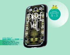Pierce The Veil Band Logo - Samsung Galaxy S3, Case Cover   hypercasemart - Accessories on ArtFire #PierceTheVeil #Band #Logo #Phone #Case