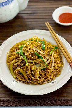 Supreme Soy Sauce Fried Noodles01
