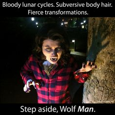 I hope you had a Happy Halloween. I had a blast bringing my inner Werewolf -- or should I say, Femwolf -- to life! Werewolf Makeup, Werewolf Costume, Female Werewolves, Diy Costumes, Animal, Halloween, Woman, Animaux, Animals
