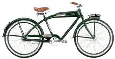 GasCap Motor's Blog: Felt Cruiser bicycles, USA