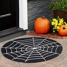 Spider Welcome Mat