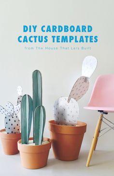 Cacti craft ideas!!