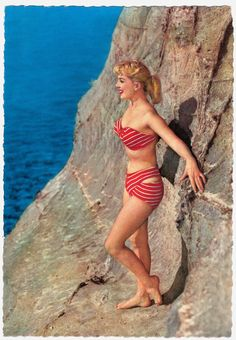 Old School Bikinis: A Brief Compendium of the Itsy Bitsy