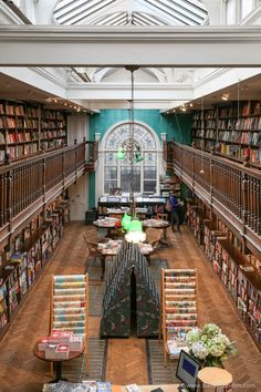Independent book shops in London