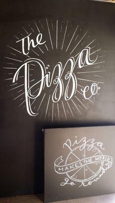 Chalk sign adelaide fringe - customchalksigns.com