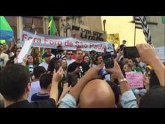 POVO de TODO BRASIL vai em DEFESA de BOLSONARO juiz de LULA nao è PATRAO...