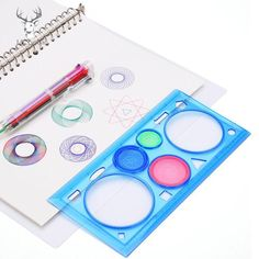 Home & Garden Apparel Sewing & Fabric Nice Diy Craft Supply Spirograph Multifunctional Geometric Ruler Drafting Tools Stationery Students Office Sewing Drawing Supplies