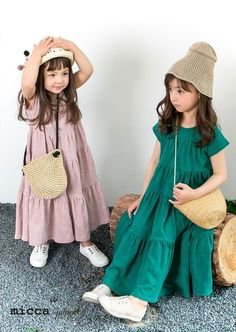 New Summer styles by Micca! Micca's clothing has a girly look with a touch of cuteness. The design style is best characterized as French romantic. The products are well-made with comfortable fabrics. More at: www.