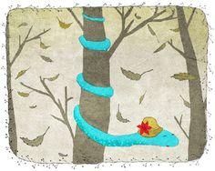 Poesia Infantil i Juvenil: Toc, toc, quién es? El otoño otra vez