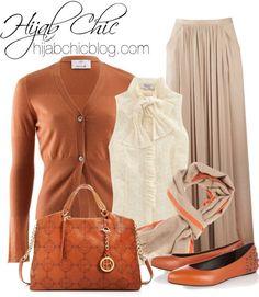 hijab outfits?   hijab chic #hijab outfit