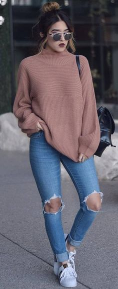 87 Street Style Ideas You Must Copy Right Now #fall #outfit #streetstyle #style Visit to see full collection