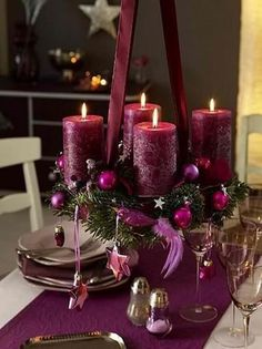 awesome-easy-christmas-candle-displays-34 you can find all that & more on http://www.4urbreak.com/