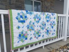 Beautiful Flaws – Goodnight Irene & Me Quilt Quilting Tutorials, Quilt Making, Irene, Good Night, Farming, Quilt Patterns, Craft Ideas, Quilts, Blanket