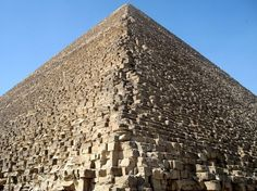 Cheops Pyramid, Giza Plateau, close to Cairo, Egypt