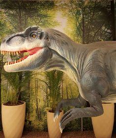 SOCIAIS CULTURAIS E ETC.  BOANERGES GONÇALVES: Dinossauros invadem o Polo Shopping Indaiatuba