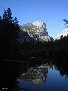 Yosemite National Park, California - the world may have many beautiful places, but we have many of our own!!