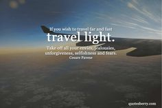 Cesare Pavese Travel Quotes