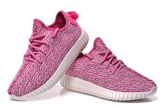 29c609ddfa231 Womens Adidas Yeezy Boost 350 Low Kanye West Pink ... Cheap Adidas Shoes
