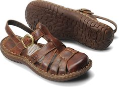 8dde755d9ff8 Born Womens Sojourn in Whiskey A fisherman-inspired sandal handcrafted with  quality geometric cutouts. Full-grain leather Leather lining Polyurethane  ...