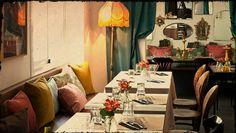 Restaurante Isabella's #vintage