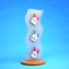 Acrylic Pop Display Stand for Cigarette Case