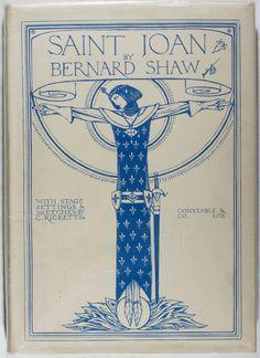 saint joan book cover