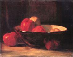 Apples by Gyzis Nikolaos Greek) Greek Paintings, Pre Raphaelite, 10 Picture, Greek Art, Chiaroscuro, Munich, Impressionism, Painting & Drawing, Still Life
