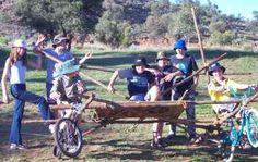 Australia - G.S. Alice Springs - Pioneering