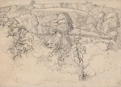 Samuel_Palmer_-_The_Primitive_Cottage,_Shoreham_-_Google_Art_Project.jpg (6342×4597)