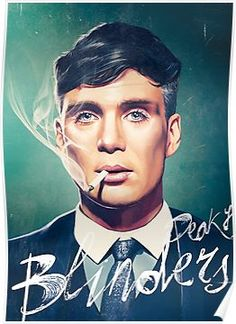 Thomas Shelby - Peaky Blinders by Flore Maquin Peaky Blinders Quotes, Peaky Blinders Saison, Peaky Blinders Poster, Peaky Blinders Wallpaper, Peaky Blinders Tommy Shelby, Peaky Blinders Thomas, Cillian Murphy Peaky Blinders, Pulp Fiction, Digital Portrait
