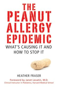 Peanut allergy epidemic - would definitely be an interesting and insightful read