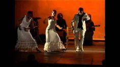 Marcela Suez. Sur flamenco. Fandangos de Huelva