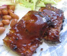 "Welcome to DisheveledMommy.com: Tofu Thursday: ""BBQ"" Tofu"